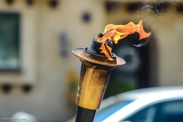 Zentrum Paul Klee Feuer und Flamme für Special Olympics