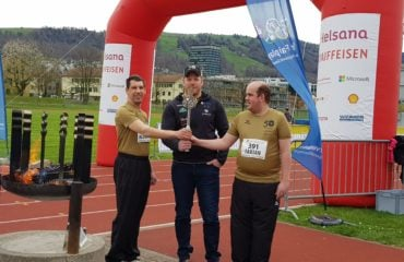 Fit über Mittag – Special Olympics Run in Zug